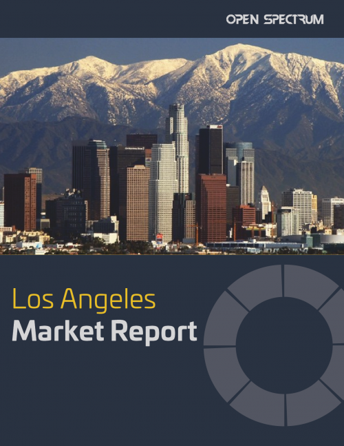 Data Center Market Report Los Angeles