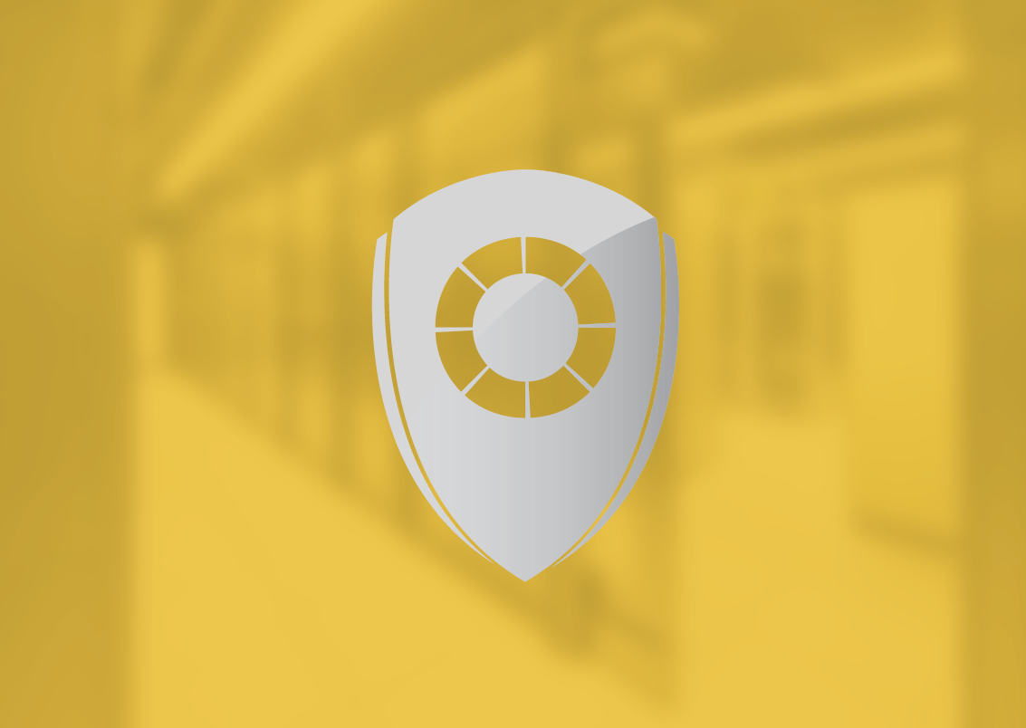 Buyer shield, yellow