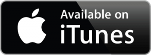 itunes podcast button