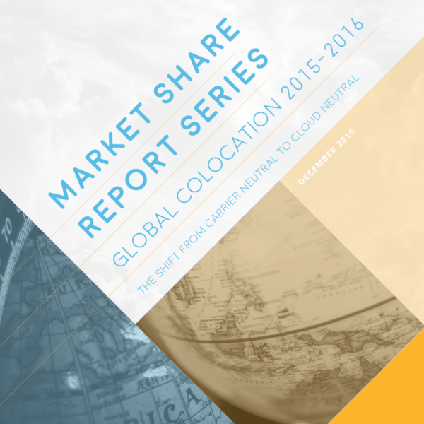 Structure Research - Marketshare Report: Global Data Centre Colocation