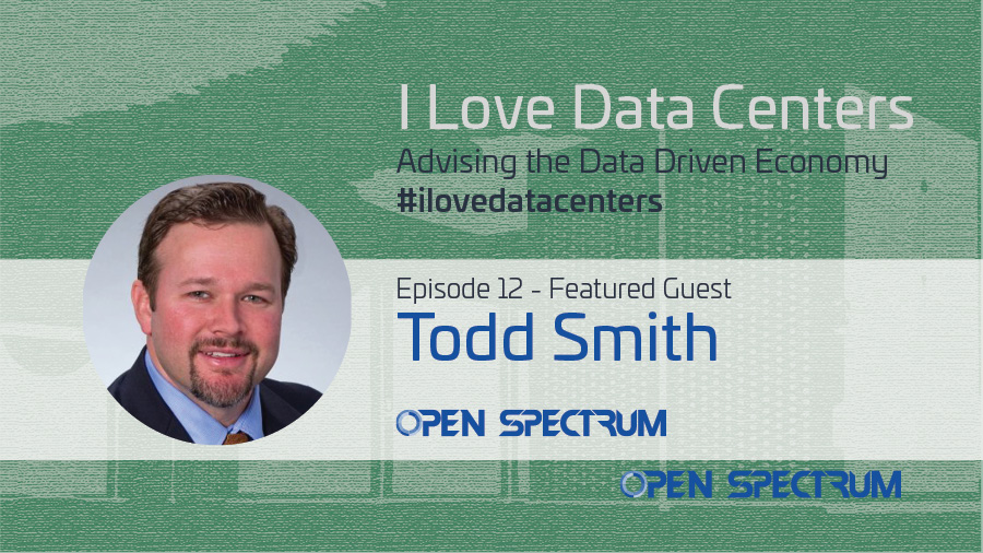 I Love Data Centers - Podcast Episode 12