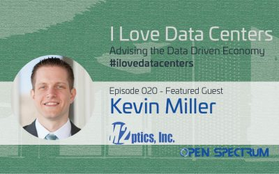 Network Infrastructure Deep Dive for Terrestrial Fiber Optics – Episode 020 – Kevin Miller