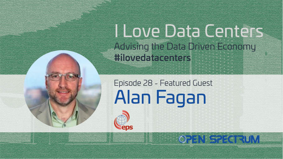 IT Components, SDN and The Irish Technology Boom –  Episode 028 – Alan Fagan