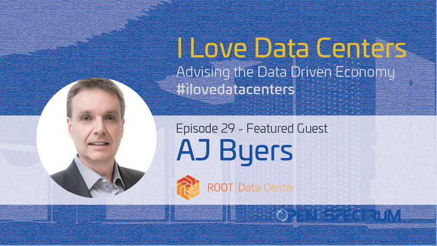 The Montreal Data Center Market is so Hot Right Now – Episode 029 – AJ Byers