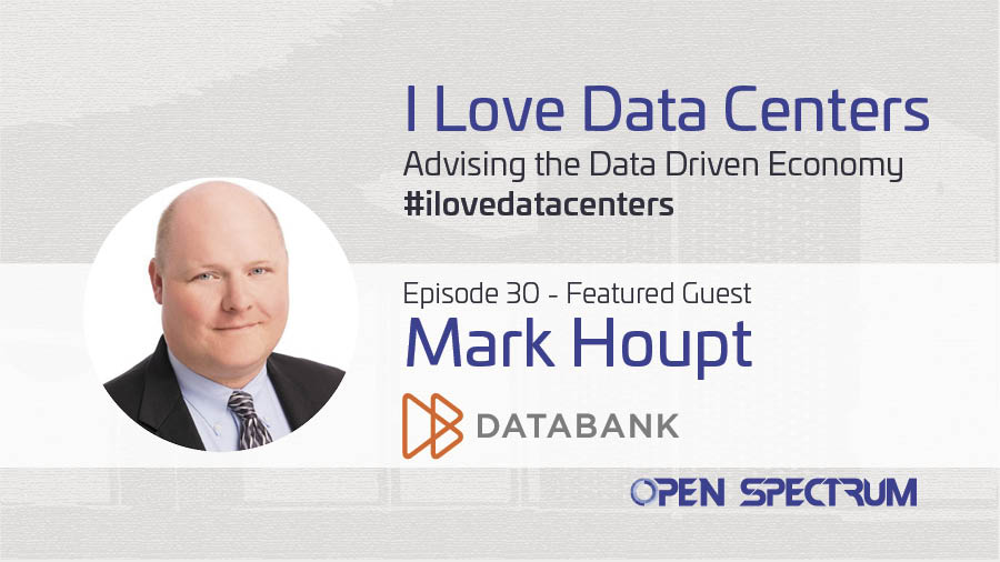 All Things Data and Data Center Security – Episode 030 – Mark Houpt