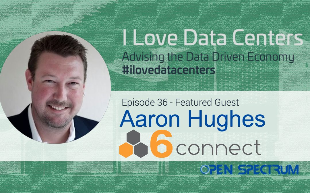 Your Data is Getting Safer – Episode 036 – Aaron Hughes