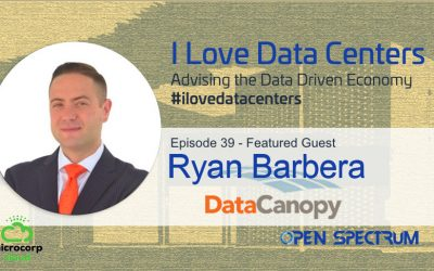 Unveiling the Data Center – Episode 039 – Ryan Barbera