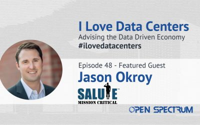 Data Center Industry Gateway for Military Veterans – Episode 48 – Jason Okroy